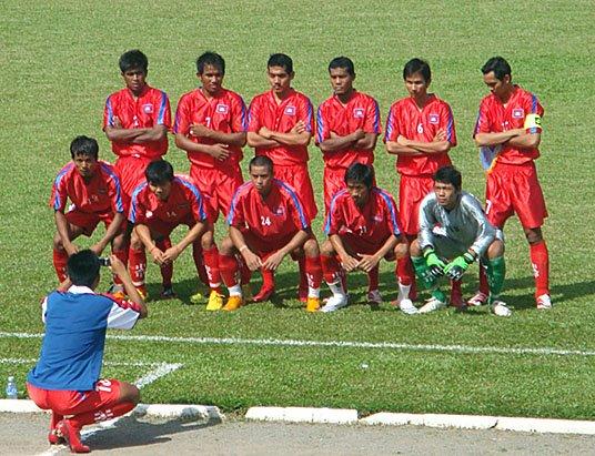 cambodia soccer team